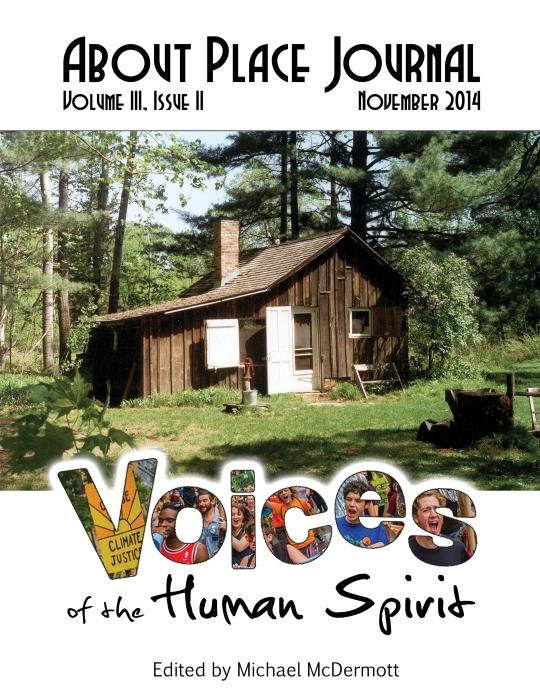 Original graphic design and layout work for online literary journal, Nov 2014